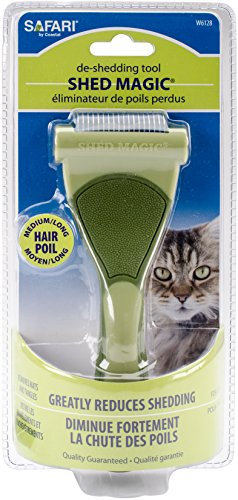 Coastal Pet Safari Shed Magic Cat Shedding Blade