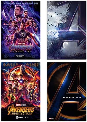 Marvel Avengers Wall Art Poster product image