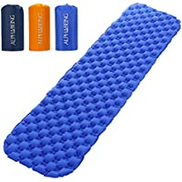 AlphaBeing Ultralight Air Sleeping Pad - Inflatable...