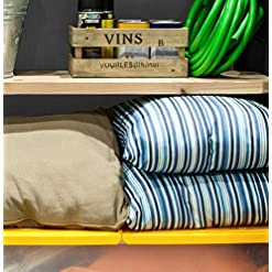 Keter Store It Out Midi Outdoor Plastic Storage Grey and Black