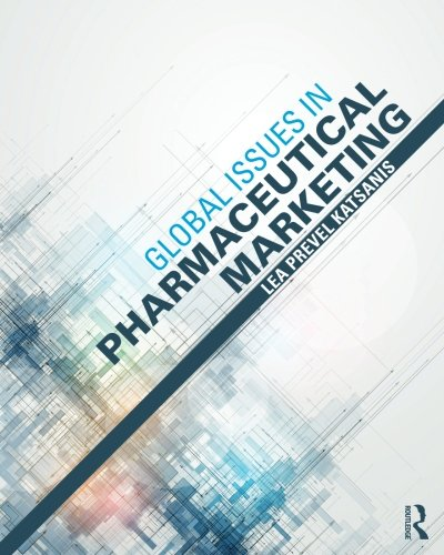 Global Issues In Pharmaceutical Marketing