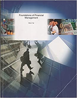 Foundations of financial management 13th edition block 13e custom foundations of financial management 13th edition block 13e custom stanley b block geoffrey a hirt bartley danielsen 9780390974716 amazon books fandeluxe Image collections