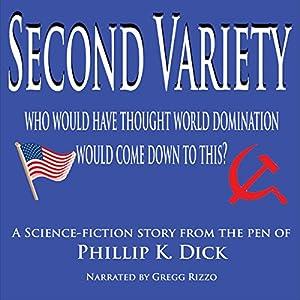 Second Variety Audiobook