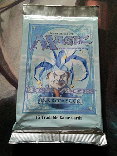 - Magic: the Gathering MtG Ice Age Booster Pack