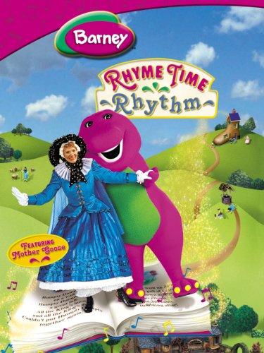 Barney: Rhyme Time Rhythm (Barney Dvd Live)