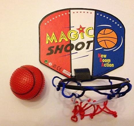 Mini Panier De Basket Du0027intérieur + Balle à Fixer Au Mur