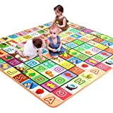 Best LEGO Camping Toys - 2 Side Kids Crawling Mats Play Game Pad Review