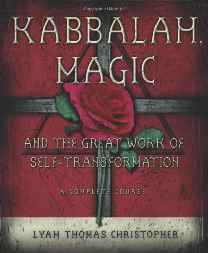 Kabbalah Magic Great Work Transformation product image