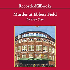Murder at Ebbetts Field Audiobook
