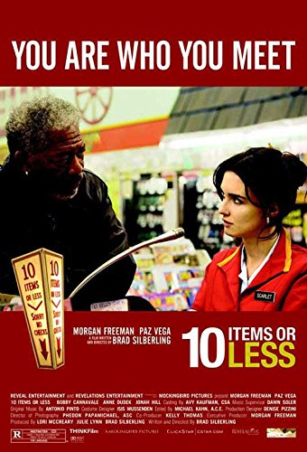 10 Items or Less (D) POSTER (11