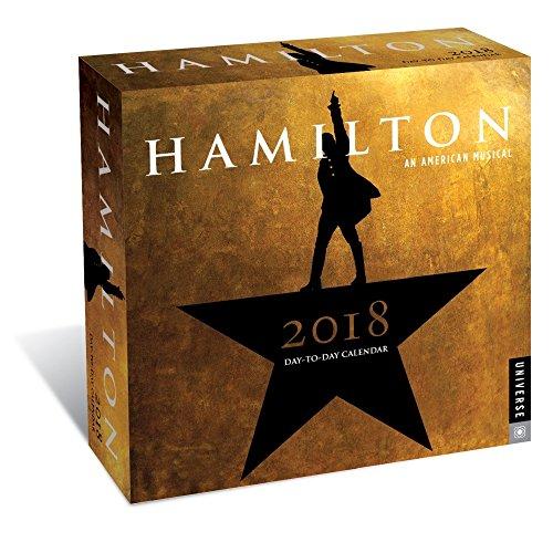 Hamilton 2018 Day-to-Day Daily Desk Boxed - Hamilton Stores