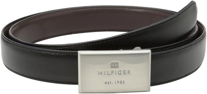 Amazon.com: Tommy Hilfiger - Cinturón reversible para hombre ...