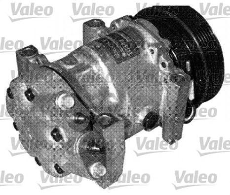 Valeo 699718 Compresor, aire acondicionado