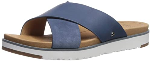 db5bd1f85a6 UGG Women's Kari Flat Sandal