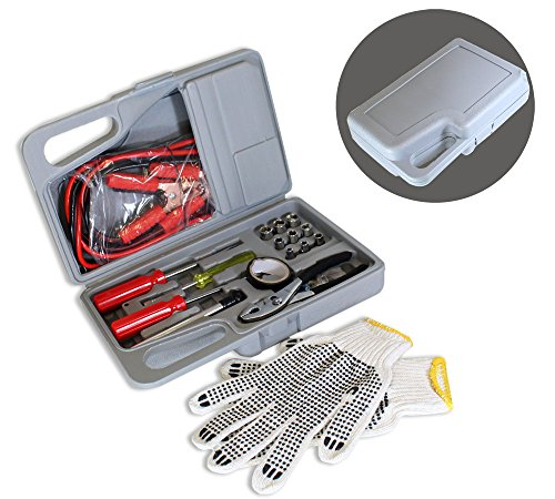 ToolUSA Roadside Emergency Travel Kit: TA5990-YM by ToolUSA