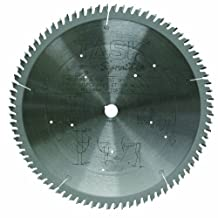 Task Tools T24711 10-Inch Task Signature Saw Blade with Melamine and Fine Cuts 5/8-Inch Arbor
