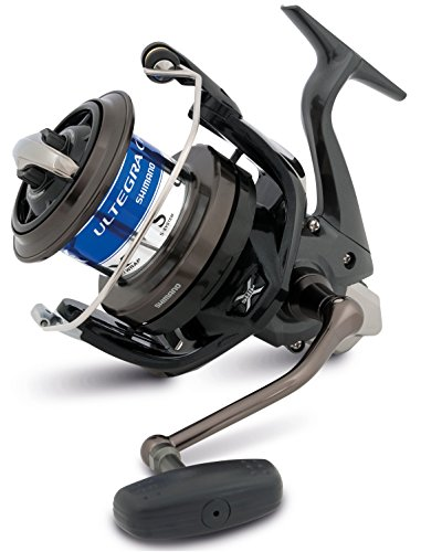 Shimano Ultegra CI4+ 5500 XTB small Long cast reel with free spool system