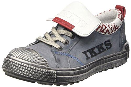 IKKS Jason - Zapatillas de deporte Niños Azul - Bleu (12 Vte Jeans Dpf/Terrore)