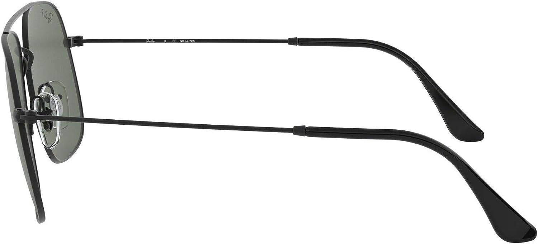 Ray-ban 0rb3595 Occhiali Da Grigio (rubber Black)