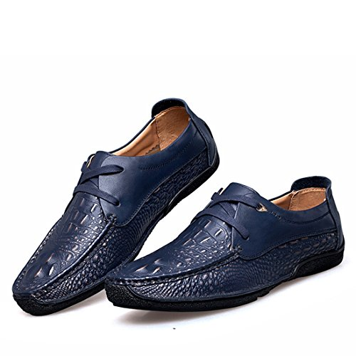 Homme Mode pour fonc Baskets Bleu LHEU Noir Minitoo LH1659 qwxRnS