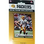 c330ddf72 Green Bay Packers 2018 Panini Factory Sealed NFL Football Complete Mint 14.