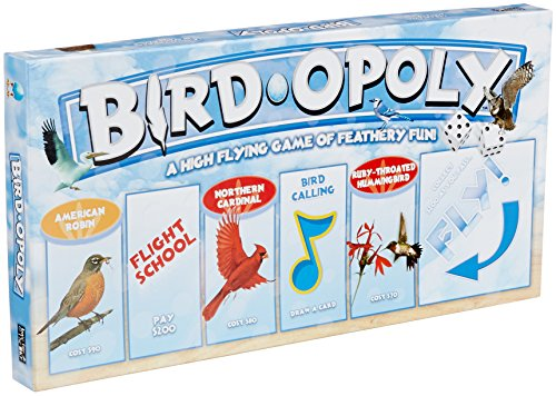 Late for the Sky Bird-Opoly