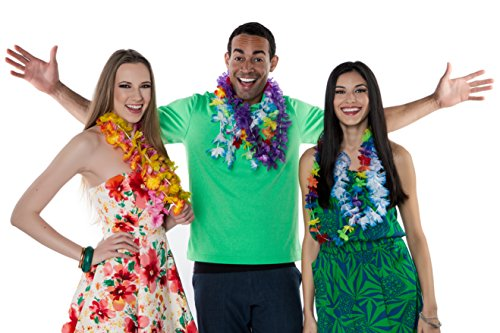 Magnificent Amazon Com Kangaroo Jumbo Party Bag Tropical Hawaiian Luau Lei Hairstyles For Men Maxibearus