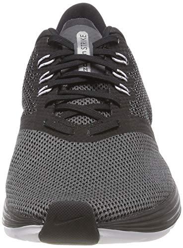 Chaussures EU White Zoom 001 Strike Nike Running 5 WMNS Femme Noir de Grey 42 Compétition Black Anthracite Dark Aq4wwtvcTx
