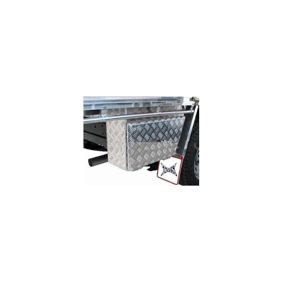 TMS Aluminum Truck Pick up Rv Trailer Tool Box Underbody Under body Underbed Storage Passenger