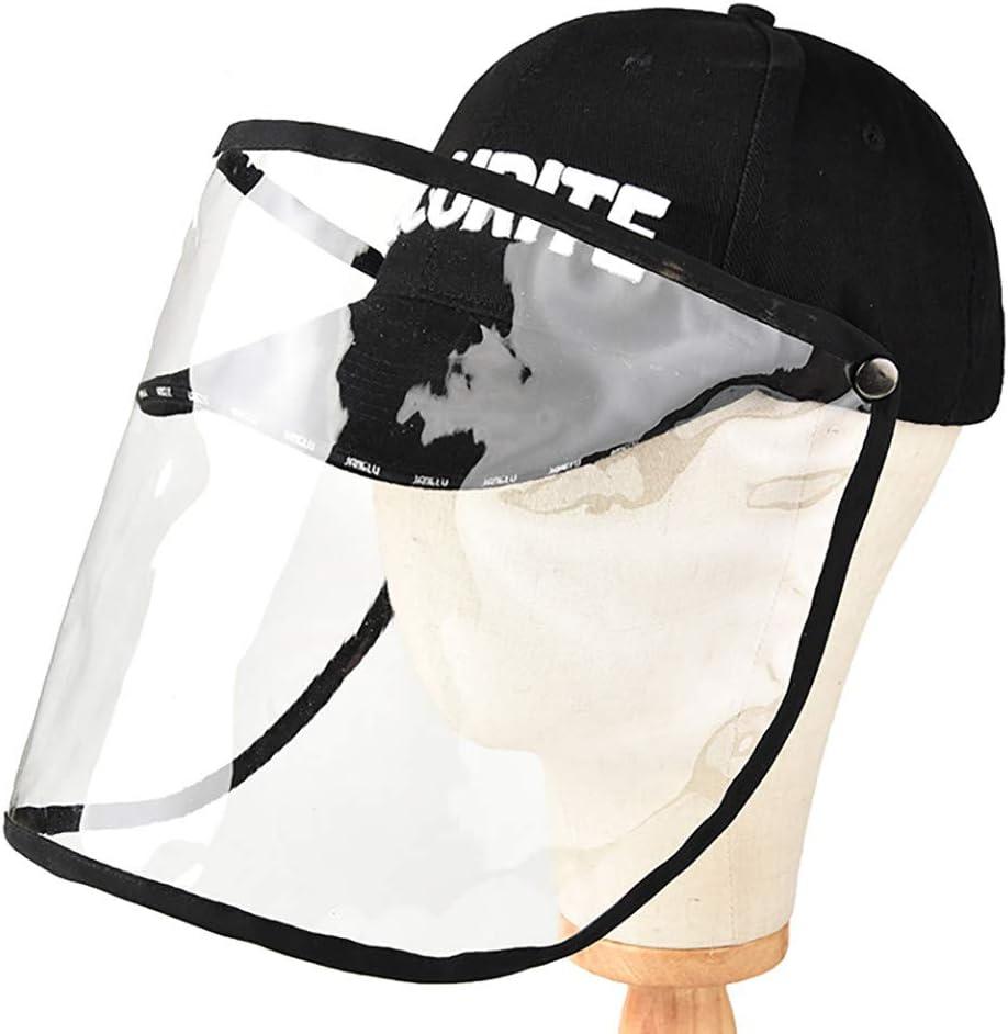 Gorra anti-virus, gorra de saliva antivaho, gorra de protección para los ojos, sombrero de pescador de moda para hombres y mujeres,médica,N95(Series 1) (A): Amazon.es: Salud y cuidado personal