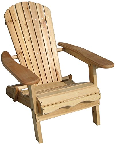 Merry Garden Foldable Adirondack Chair (Chair Foldable Garden)