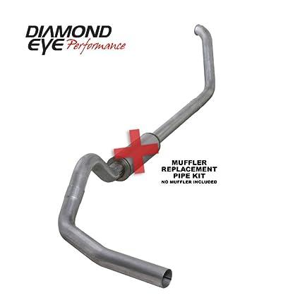Amazon diamond eye k4318a rp turbo back exhaust kit automotive diamond eye k4318a rp turbo back exhaust kit solutioingenieria Images