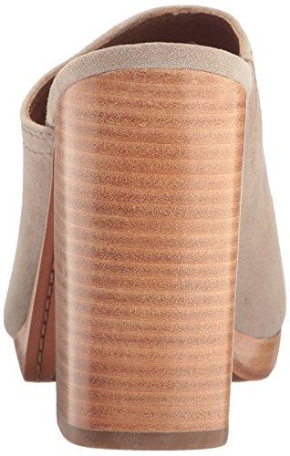 Frye M US 6 Dress Karissa Sandal White Women's Mule Platform Ash RzRAqr