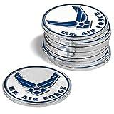 LinksWalker NCAA US Air Force - 12 Pack Ball Markers