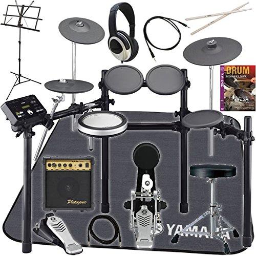 日本初の YAMAHA 電子ドラム 初心者 入門 高品位な691種類の音色を内蔵し 入門、豊富な練習機能やリアルタイム録音機能を備え、スネアにはアコースティックドラムに迫る自然な打感を実現した3ゾーンパッド「XP80」を採用したモデル スティックイスフットペダルヘッドフォンアンプ譜面台教則DVDドラムマットが付いた伊藤楽器オリジナルセット DTX522K DTX522K YAMAHA B00F94VARO, クマノチョウ:ab213ed2 --- webtricky.com