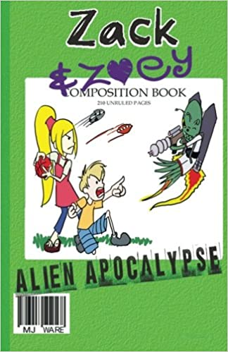 Zack & Zoeys Alien Apocalypse: Alien Busting Ninja ...
