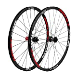 Image of mostoor MTB Carbon 11 Speed Wheelset 29er Mountain Bike Hookless Rim Wheels for Cross Country