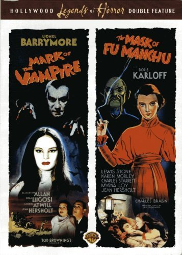 UPC 012569792791, Mark of the Vampire & The Mask of Fu Manchu