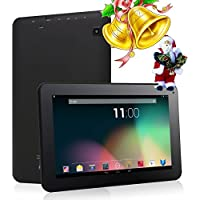 OUKU 9 Inch Dual Core 1.5GHz Google Android 4.4 KitKat Allwinner A23 Tablet PC Dual Camera HD 800480 Capacitive Multi-touch Screen 8GB Nand Flash ROM 8G RAM 512M