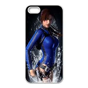iPhone 4 4s Cell Phone Case White Lara Croft Tomb Raider Gwbxf