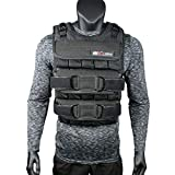 Mir - Adjustable Weighted Vest (Long Style) (Pro, 60lbs)