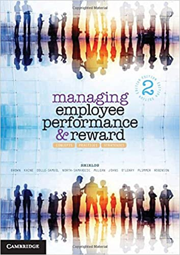 Managing employee performance and reward concepts practices managing employee performance and reward concepts practices strategies 2nd edition fandeluxe Choice Image