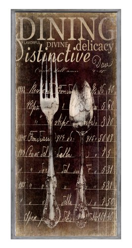 wood fork and spoon wall art - 7
