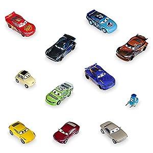 disney cars 3 deluxe figure play set 461073193097 - 51GifLiH 7L - Disney Cars 3 Deluxe Figure Play Set