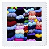 qs_86944_10 Danita Delimont - Textiles - Wool and yarn textiles, Cuzco, Peru - SA17 BBA0053 - Bill Bachmann - Quilt Squares - 25x25 inch quilt square