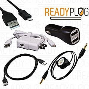 ReadyPlug® Accessories Discount Bundle for Samsung Galaxy Pocket 2