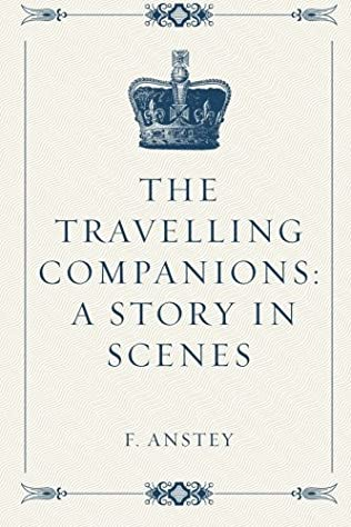 book cover of The Travelling Companions