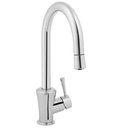 Superbe Jado 803/800/100 Basil Single Lever Kitchen Faucet, Polished Chrome