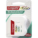 Colgate Total Mint Waxed Dental Floss, 100 ml