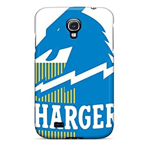Durable Case For The Galaxy S4- Eco-friendly Retail Packaging(san Diego Chargers)